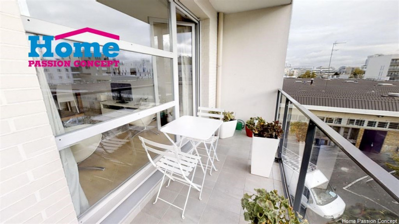 Sale apartment Nanterre 375000€ - Picture 3