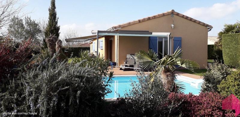 Venta  casa Baziege 332000€ - Fotografía 1