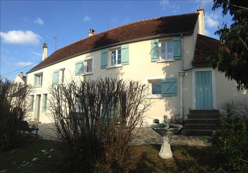 Investment property house / villa Nanteuil les meaux 372000€ - Picture 2