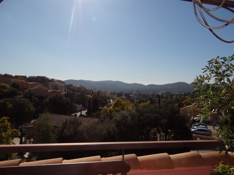 Sale apartment Bormes les mimosas 444 000€ - Picture 2