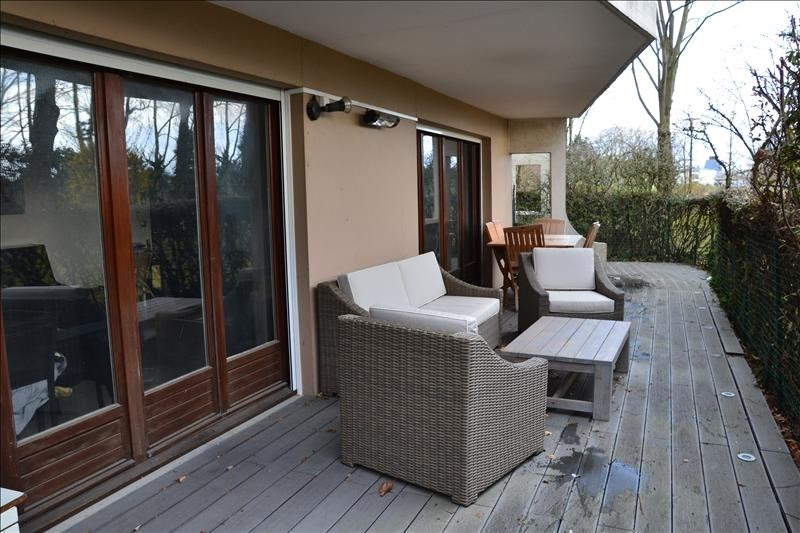 Vente appartement Cergy 214000€ - Photo 1