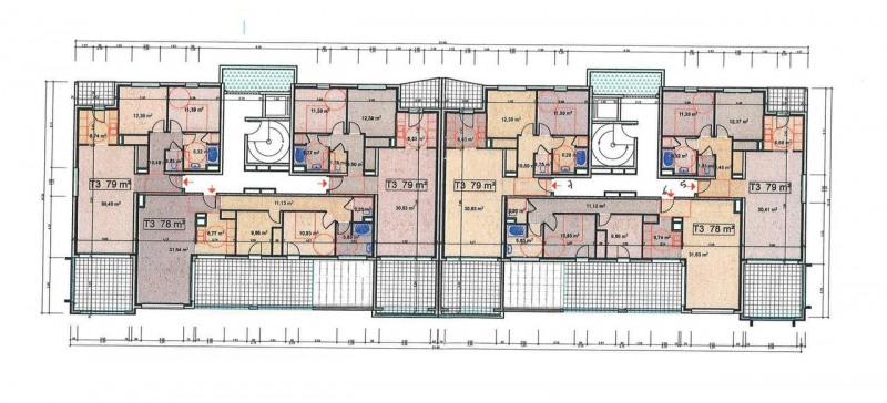 Vente de prestige appartement Valence 246100€ - Photo 4