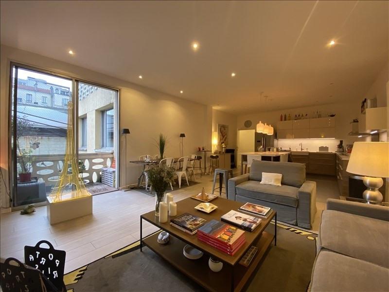 Sale apartment Asnieres sur seine 884000€ - Picture 1
