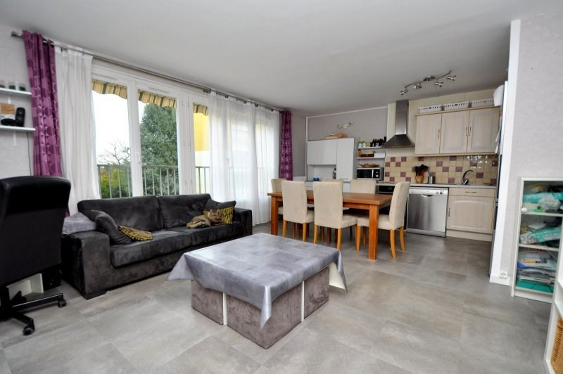 Vente appartement Bruyeres le chatel 165000€ - Photo 1