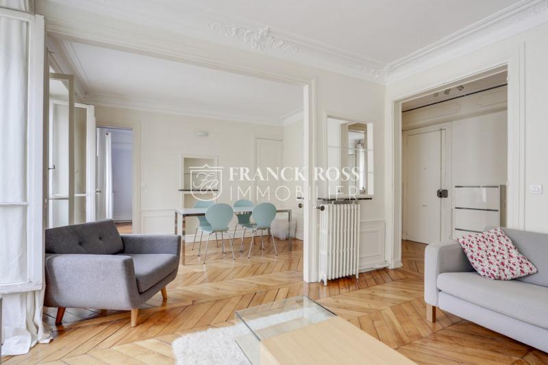 Rental apartment Paris 9ème 2400€ CC - Picture 2