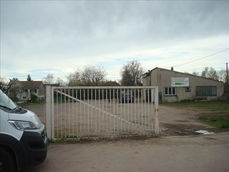 Vente terrain Nevers 40 000€ - Photo 1