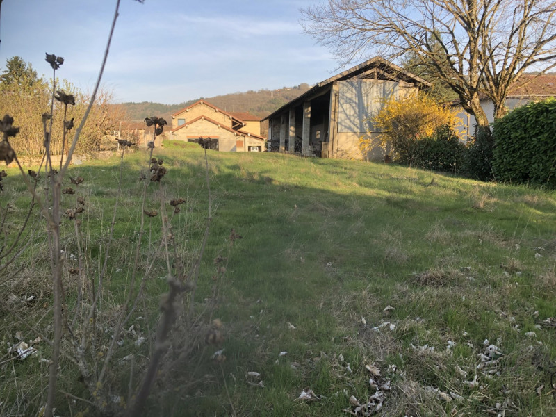 Vente terrain Jasseron 70500€ - Photo 1