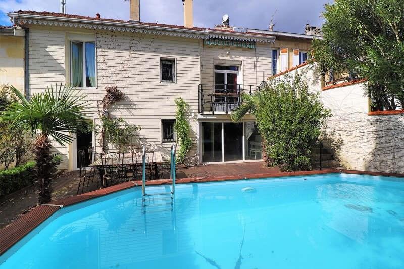 Vente de prestige maison / villa Bordeaux 824000€ - Photo 1