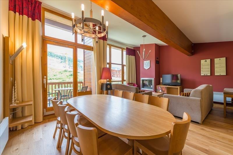 Vente de prestige appartement Les arcs 970000€ - Photo 3