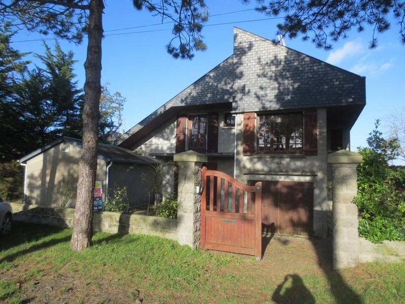 Maison proche plage - Terrain 1000 m²