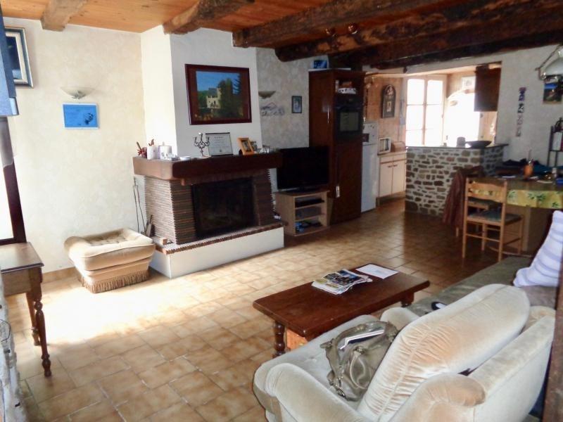 Sale house / villa Pierre buffiere 89000€ - Picture 3