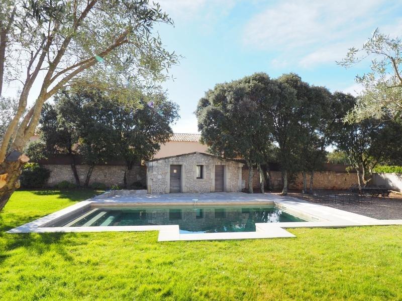 Verkoop van prestige  huis Uzes 729000€ - Foto 2