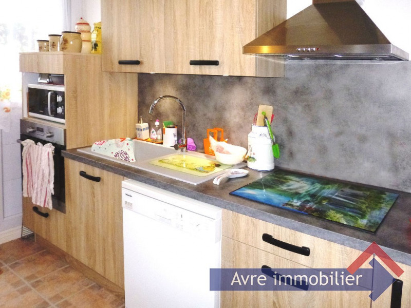 Vente appartement Verneuil d'avre et d'iton 55 000€ - Photo 2