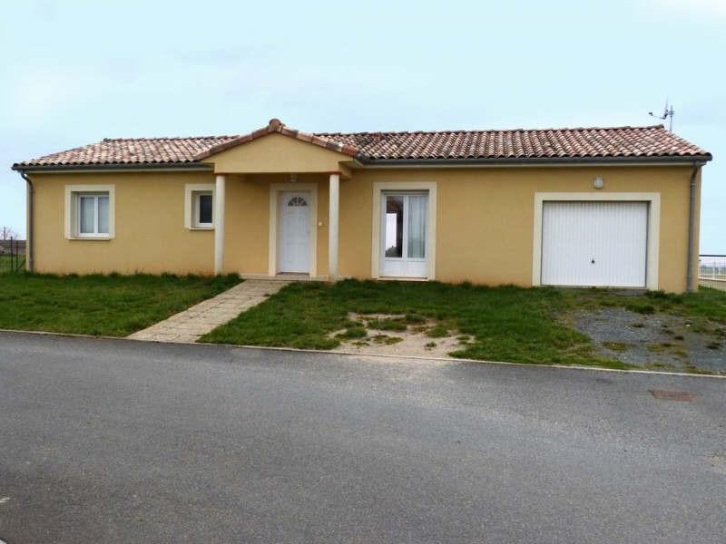 Vendita casa Ste gemme 159500€ - Fotografia 1