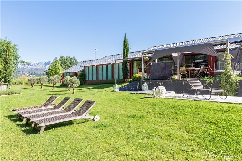 Venta de prestigio  casa Rousset 695000€ - Fotografía 5