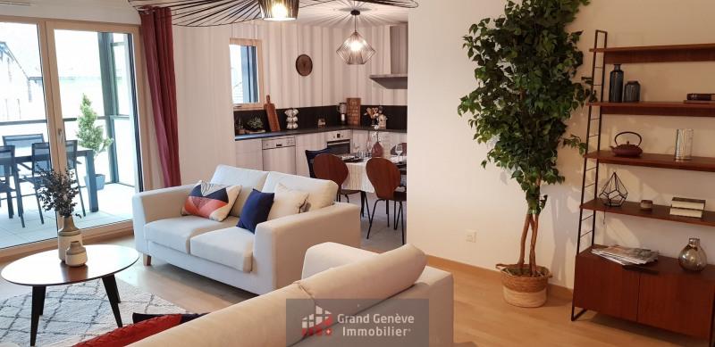 Vente appartement Annemasse 386000€ - Photo 2