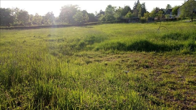 Vente terrain Bourbon l archambault 23800€ - Photo 1