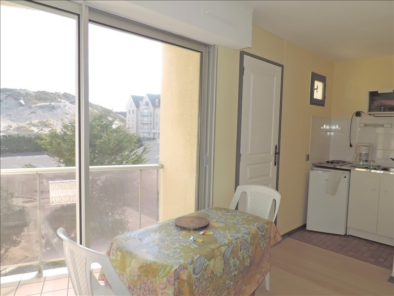 Vente appartement Fort mahon plage 73 600€ - Photo 2
