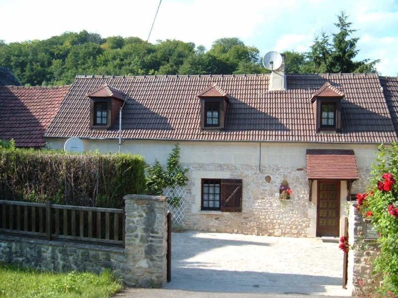 Sale house / villa Crepy en valois 260000€ - Picture 1