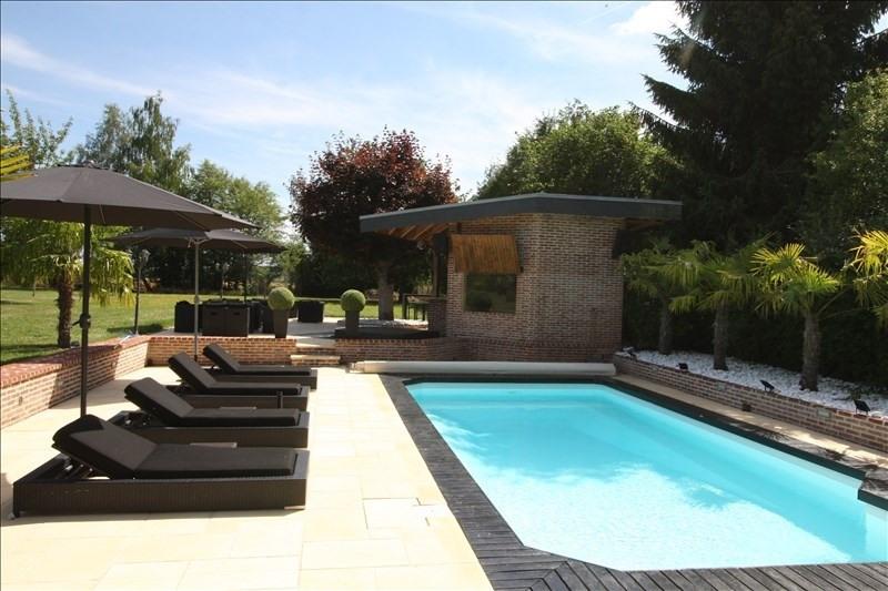 Deluxe sale house / villa Breteuil sur iton 645000€ - Picture 10