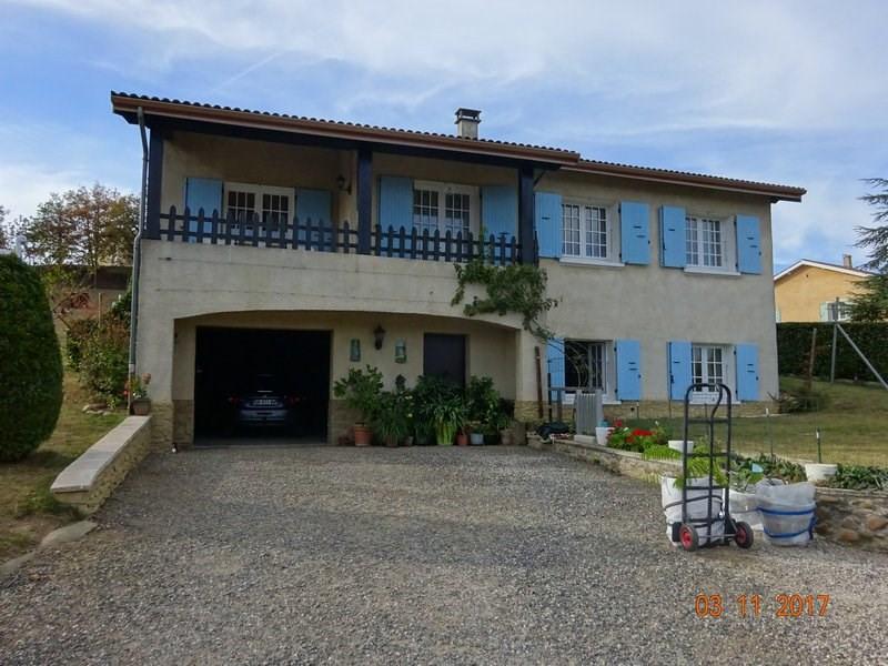 Vente maison / villa St barthelemy de vals 315789€ - Photo 3