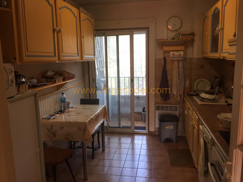 Verkauf auf rentenbasis wohnung La trinité 42500€ - Fotografie 4