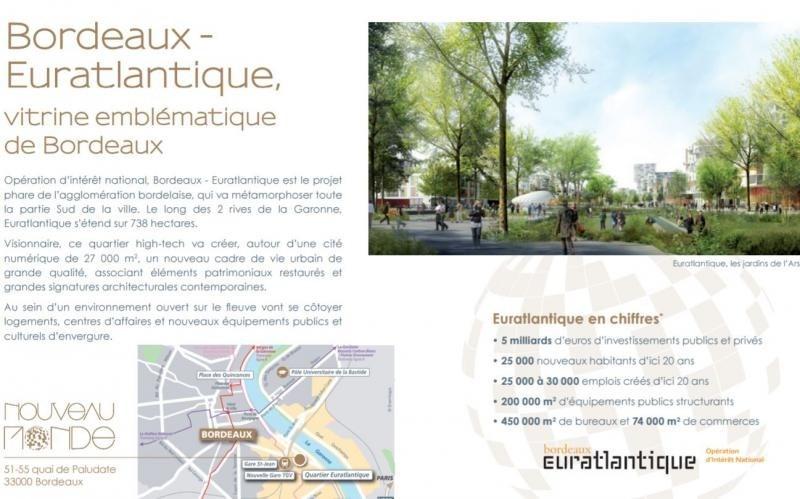Vente neuf programme Bordeaux  - Photo 4