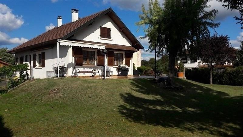 Sale house / villa Izernore 285000€ - Picture 1