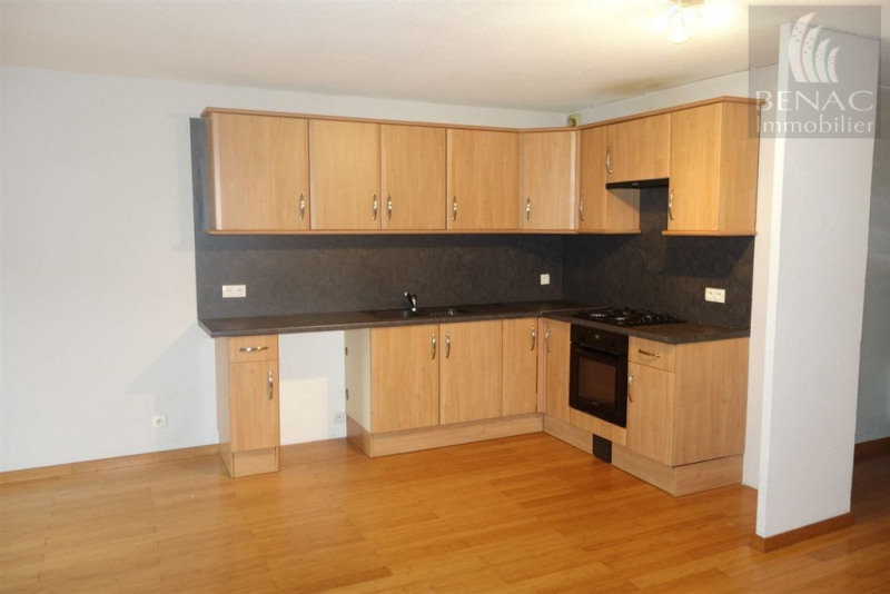 Rental apartment Realmont 450€ CC - Picture 2