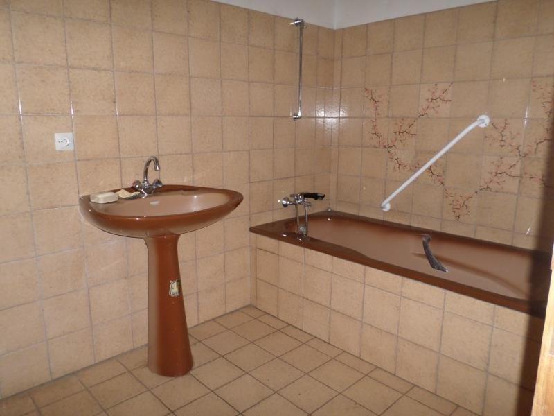 Vente maison / villa Civaux 38500€ - Photo 4