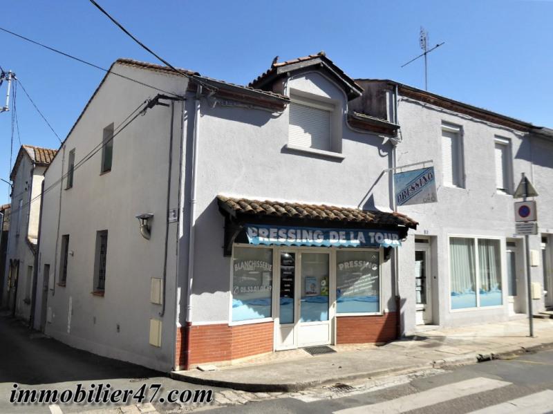Sale building Sainte livrade sur lot 149000€ - Picture 2