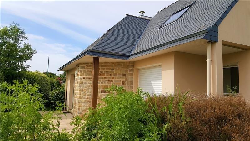 Sale house / villa Pleuven 299000€ - Picture 1