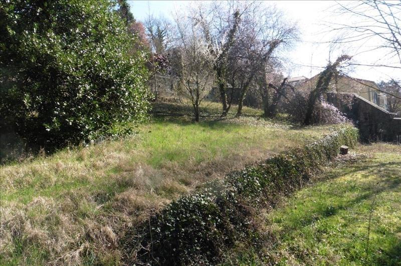 Vente terrain Vienne 110000€ - Photo 1