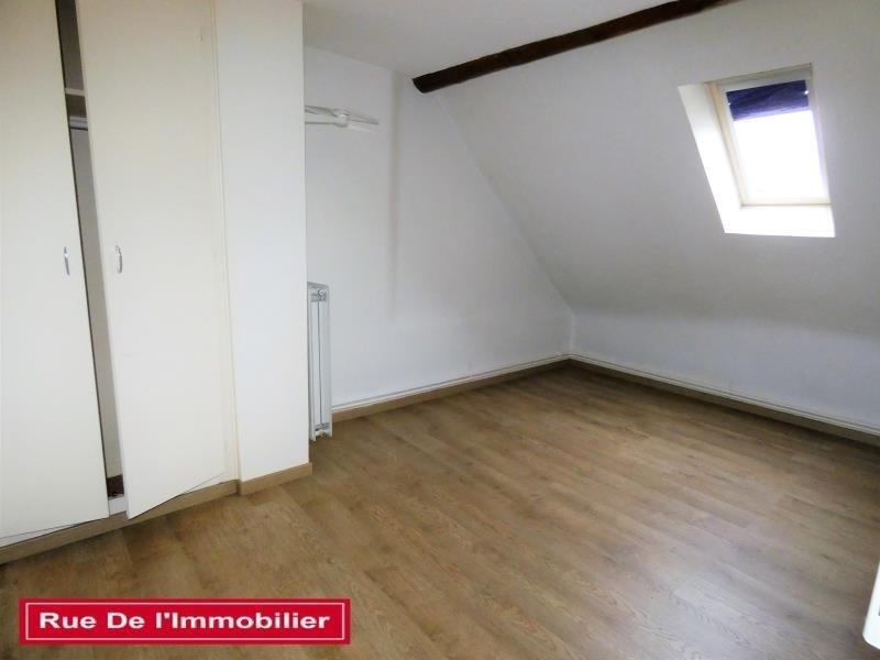 Sale apartment Niederbronn les bains 52800€ - Picture 3
