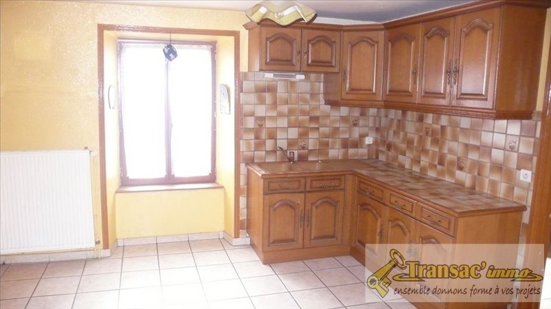 Sale house / villa La chapelle agnon 97 650€ - Picture 3