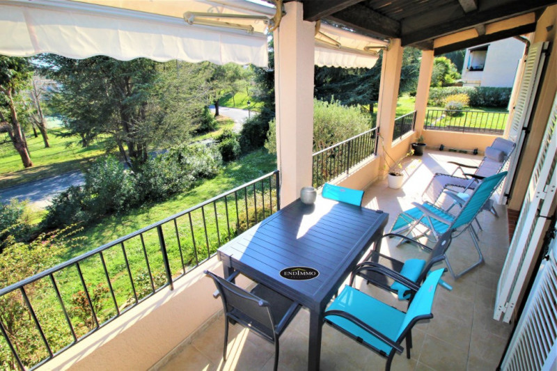 Deluxe sale apartment Villeneuve loubet 579 000€ - Picture 1