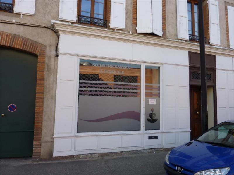 Location local commercial Albi 565€ CC - Photo 1