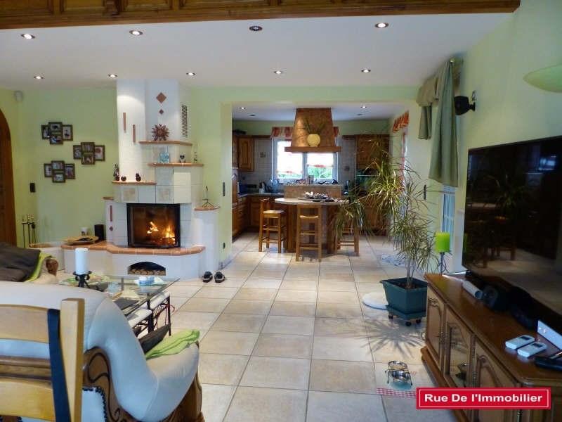 Sale house / villa Kutzenhausen 363500€ - Picture 4