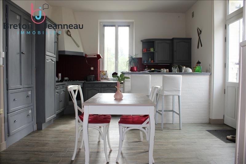 Sale house / villa Coudray 218400€ - Picture 2