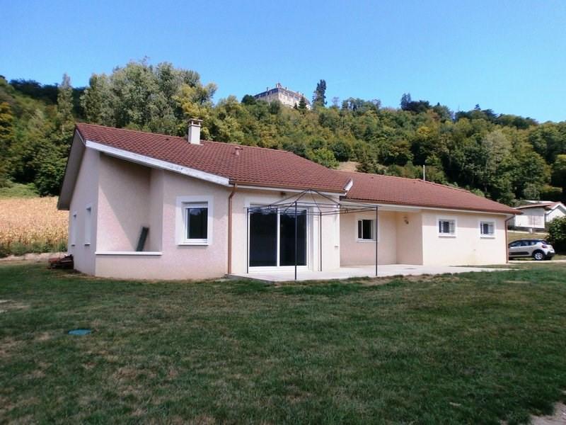 Sale house / villa St chef 273000€ - Picture 1