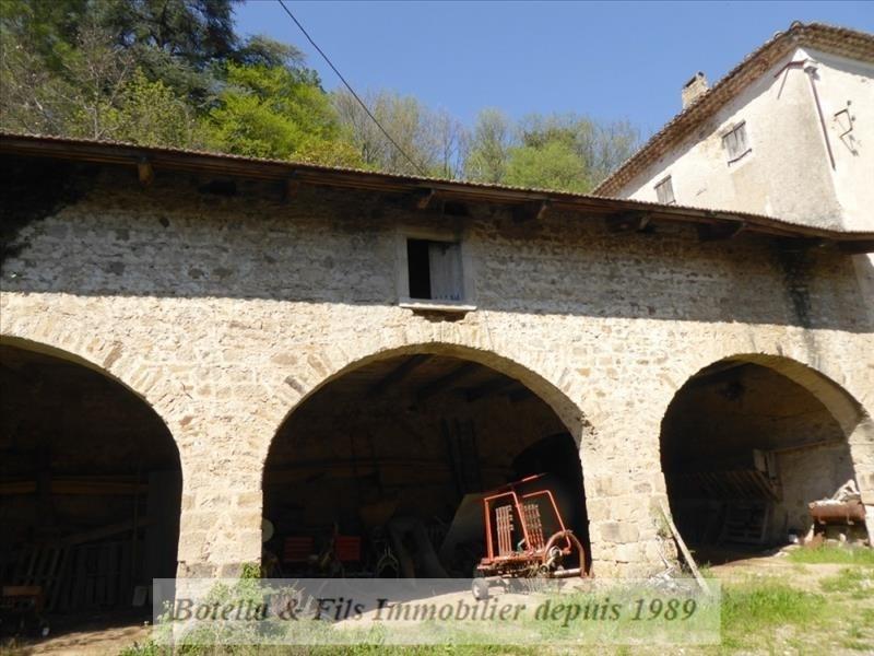 Immobile residenziali di prestigio casa Les vans 745000€ - Fotografia 18