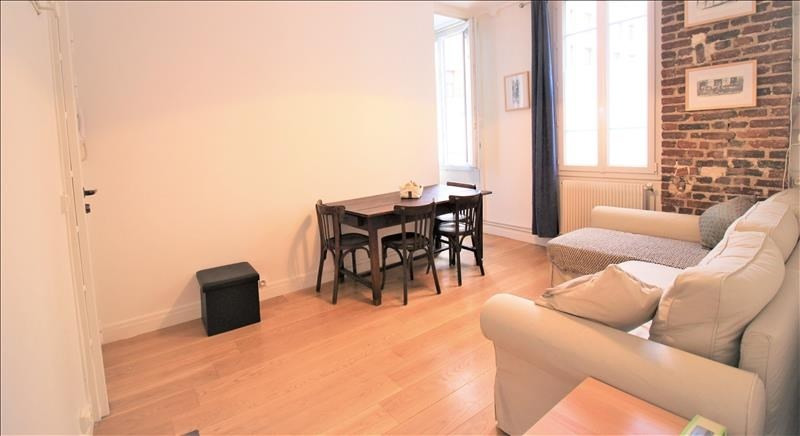 Rental apartment Boulogne billancourt 1 390€ CC - Picture 1
