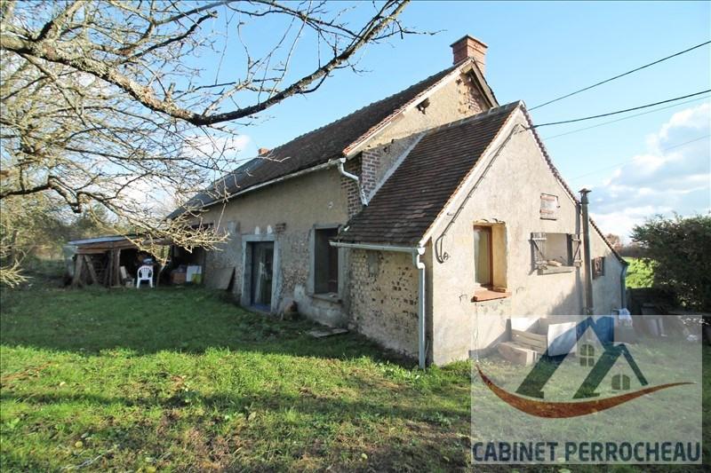 Vente maison / villa La chartre sur le loir 80000€ - Photo 6