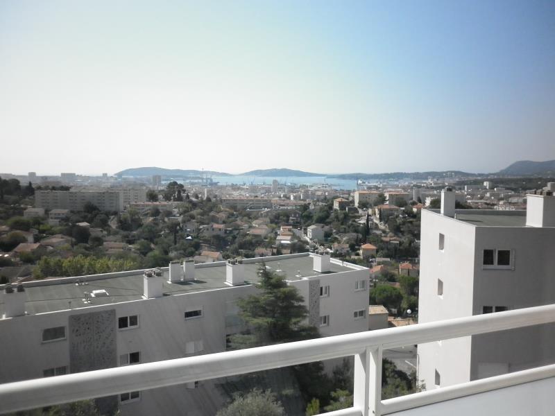 Sale apartment Toulon 205000€ - Picture 1