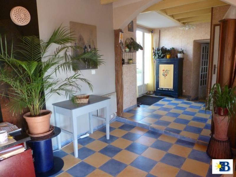 Vente maison / villa Scorbe clairvaux 112350€ - Photo 4