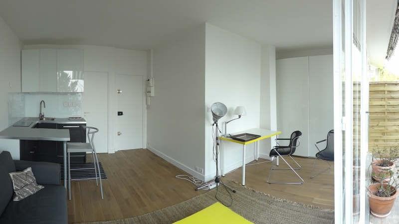 Rental apartment Boulogne billancourt 934€ CC - Picture 4