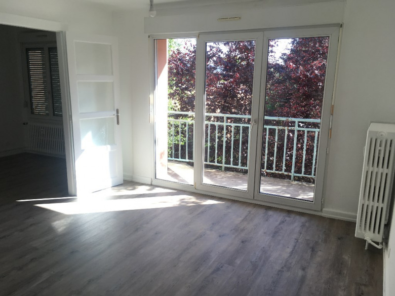 Rental apartment Strasbourg 1 000€ CC - Picture 1
