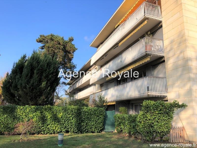 Sale apartment St germain en laye 604000€ - Picture 1
