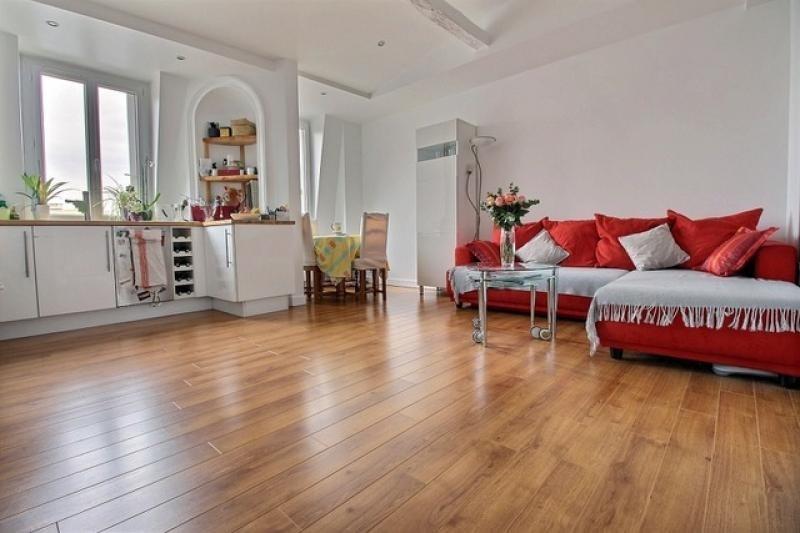 Sale apartment Issy les moulineaux 480000€ - Picture 1