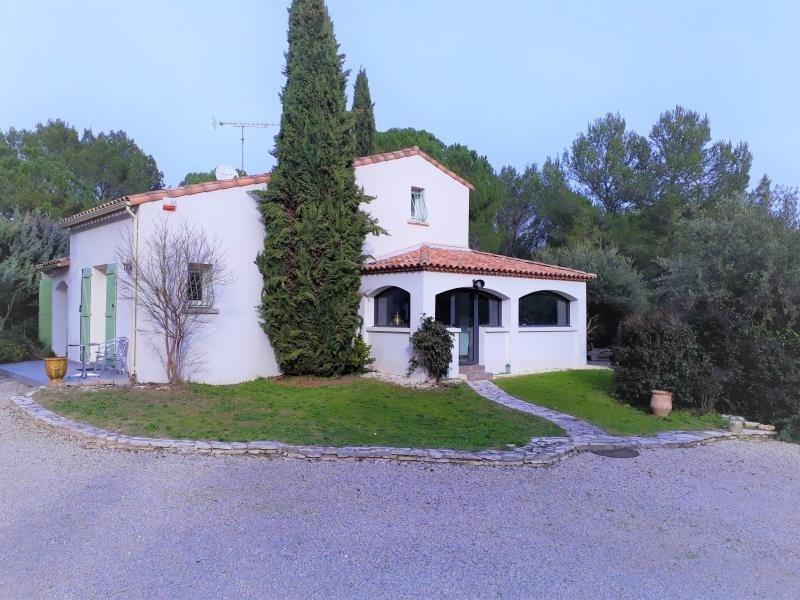 Deluxe sale house / villa Villettelle 558000€ - Picture 1